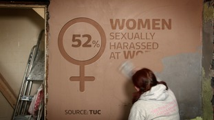 Half of women surveyed experienced sexual harassment in workplace but majority goes unreported