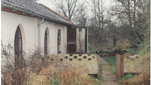 Doris Shelly's house in 1993