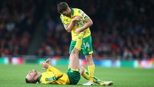 Daniel Farke delivered injury news that no City fan wanted to hear today