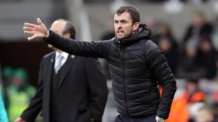 Nathan Jones will be hoping his Luton side continue their fine form