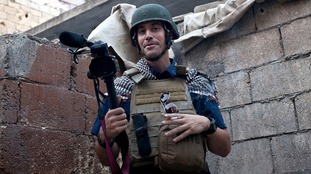 Journalist James Foley was killed while being held captive in 2014.
