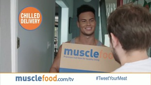 The meat affected was sold via food delivery website MuscleFood.com.