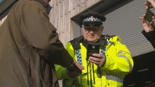 West Yorkshire Police trial new fingerprint technology