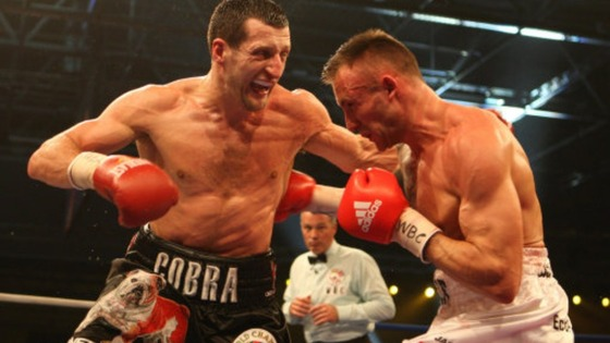 Froch first fought Kessler in 2010