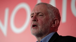 Labour will retake control of energy system to go green, Corbyn says