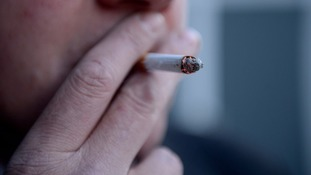 Greater Manchester has a higher smoking rate than the average for England