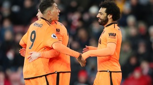 Liverpool go third in the Premier League with win at Southampton