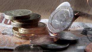 An estimated 310,000 people used illegal money lenders last year