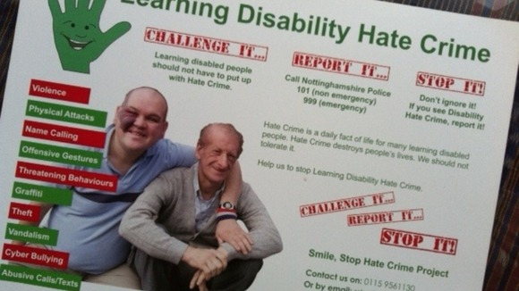 Anti hate crime leaflet 