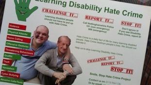 Anti hate crime leaflet