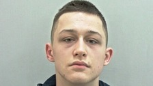 Kym Slater, 19, has been jailed for 32 months