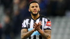 Newcastle captain Lascelles