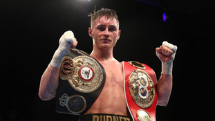 Belfast's Burnett to defend WBA world title in Cardiff