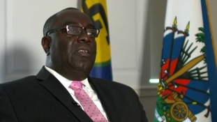 Haiti ambassador Bocchit Edmond said there was a 'culture of cover up'