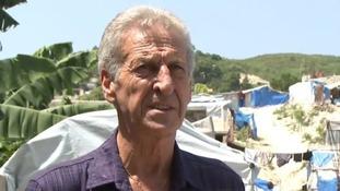 Belgian aid worker Roland van Hauwermeiren