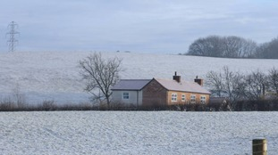 Snow in Caistor