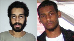 Captured 'IS Beatles' suspects risk row with US over location of trial