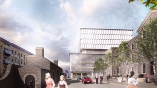 Public hearing held to discuss Jersey's future hospital project