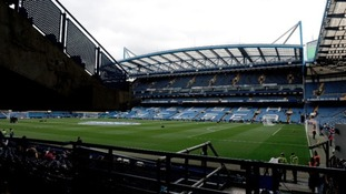 Stamford Bridge has a capacity of just under 42,000