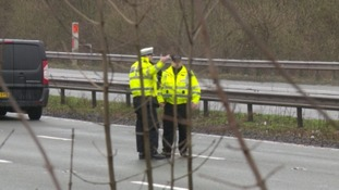 Man dies following incident on the M5 at Cullompton