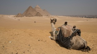 Egypt has been a tourist destination for many years.