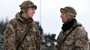 Welsh brothers, stationed in Estonia to deter potential Russian aggression, say parents are 'proud'