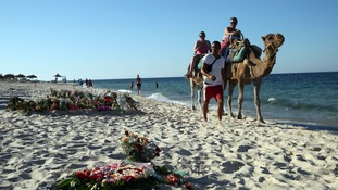 The Sousse massacre killed 38 tourists.