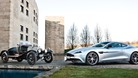 Aston Martin through the years 