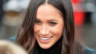 Meghan Markle said she wants to visit 'all communities' in the UK.