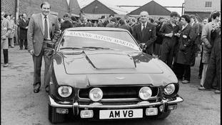 10,000th Aston Martin