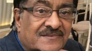 Ramniklal Jogiya's body was found on January 25