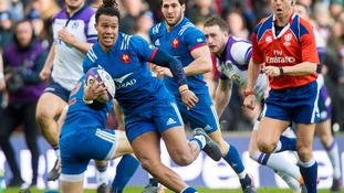 French rugby players cut from the team after 'inappropriate behaviour' in Scotland