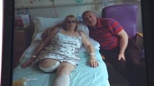 Couple haunted by memories of terror attack as flights resume to Tunisia