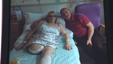 Couple's horrific memories as flights resume to Tunisia