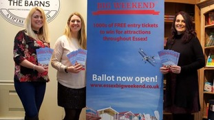 Launch of the Big Essex Weekend