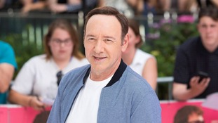 Kevin Spacey faces allegations of sexual assault