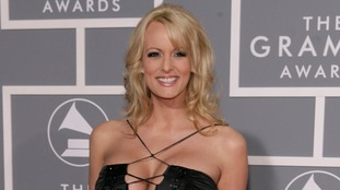 Stormy Daniels, whose real name is Stephanie Clifford, claims to have had an affair Mr Trump