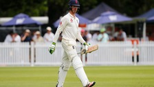 Keaton Jennings of England