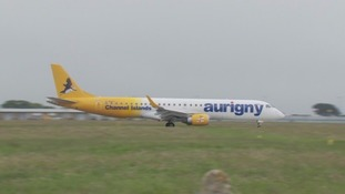 Flights from Alderney cancelled due to weather