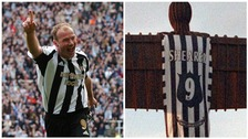 Angel at 20: When Shearer shirt was draped on the Angel