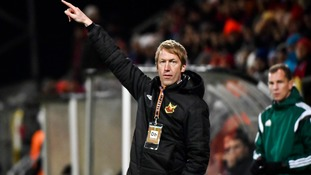 Facing Arsenal is like an FA Cup third round tie, says Ostersund boss Potter