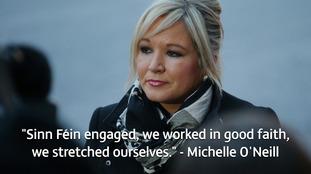 Michelle O'Neill
