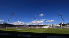 Edgbaston stadium in Birmingham