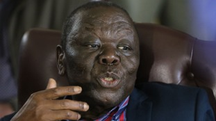 Zimbabwe's opposition leader Morgan Tsvangirai dies at age 65