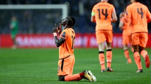 Sadio Mane scores a hat-trick as Liverpool cruise to Champions League win in Porto