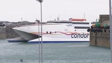 Condor Rapide services cancelled