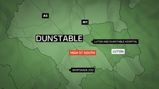 Man charged following stabbing in Bedfordshire