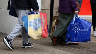 Acts of kindness include helping someone with a heavy item or shopping