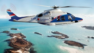 New helicopter service from Land's End to the Isles of Scilly