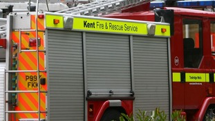 Sharp rise in obese people being saved by firefighters